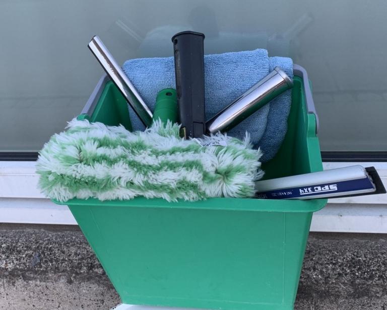 Akut rengøring